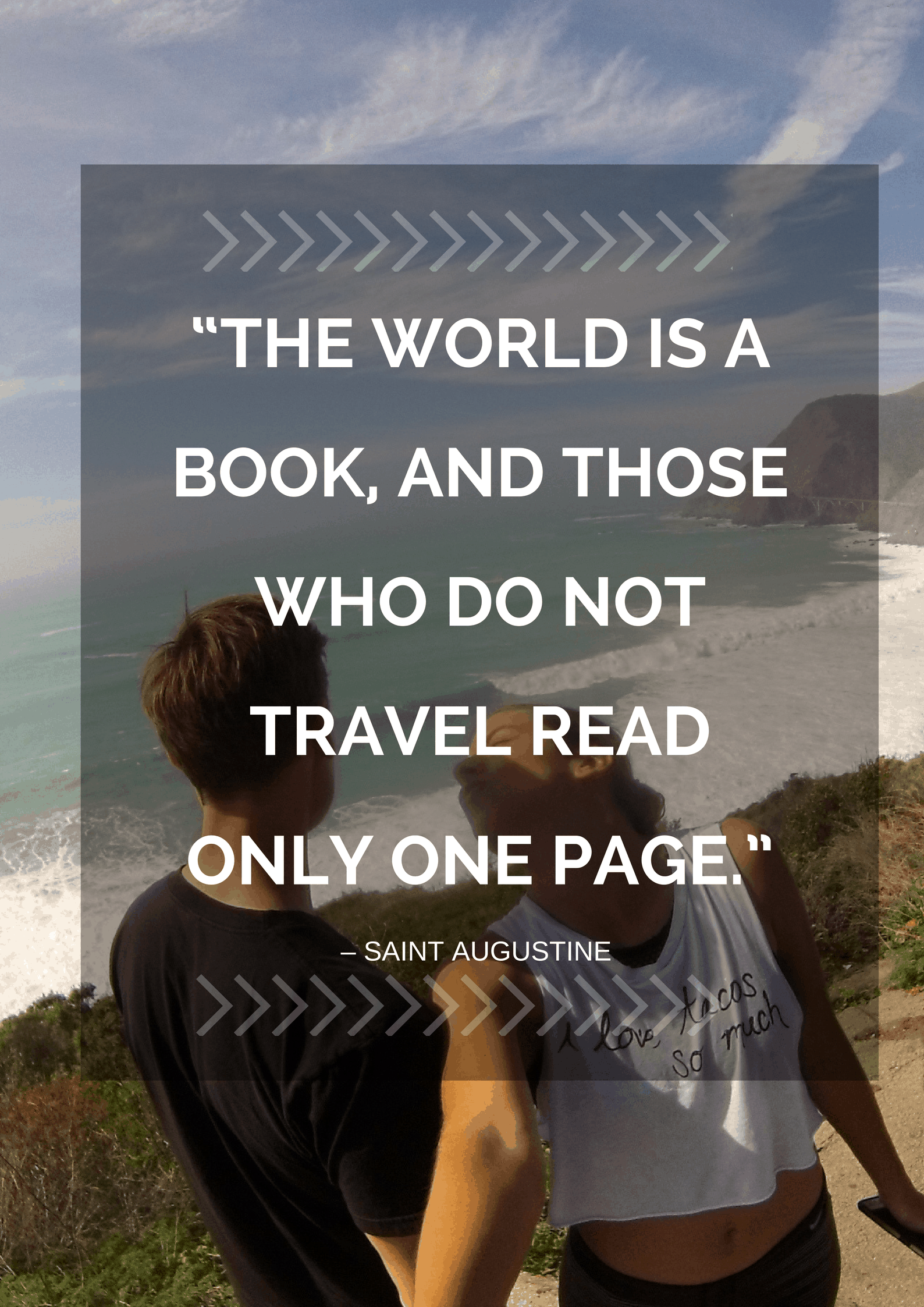Best Travel Quotes For The Traveling Couple Who Needs Maps