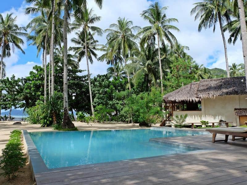 Mahogany Beach Resort - Hotels in El Nido palawan