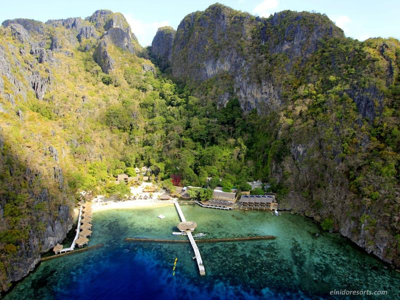 El Nido Resorts Miniloc Island - Romantic Hotels in El Nido palawan