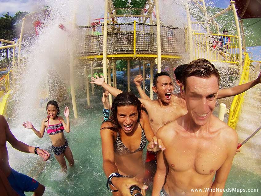Bali-Waterbom-Friends
