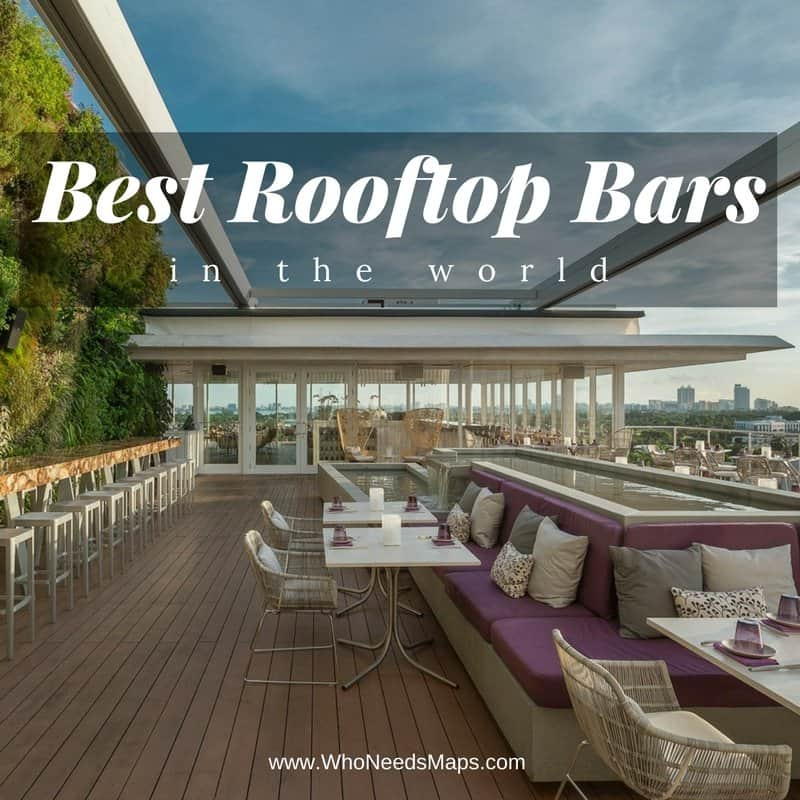 Best Rooftop bars banner