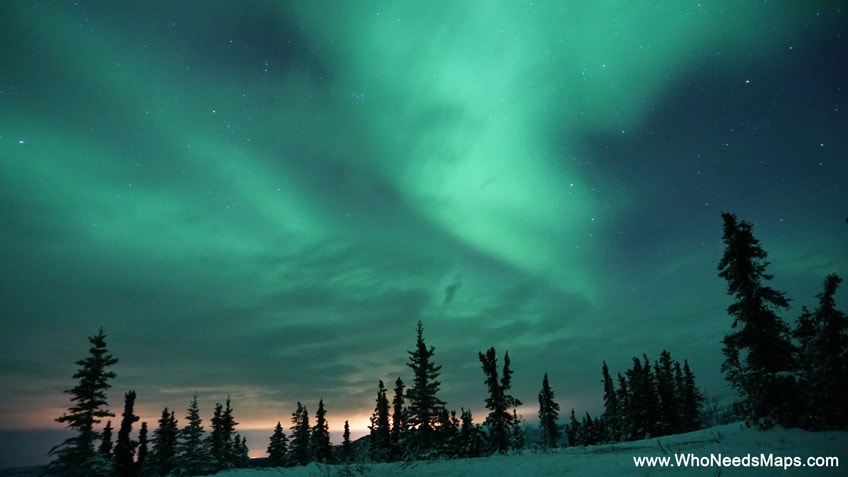 more northern lights pictures in alaska