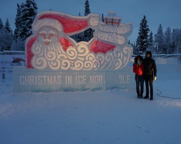 christmas things to do in alaska