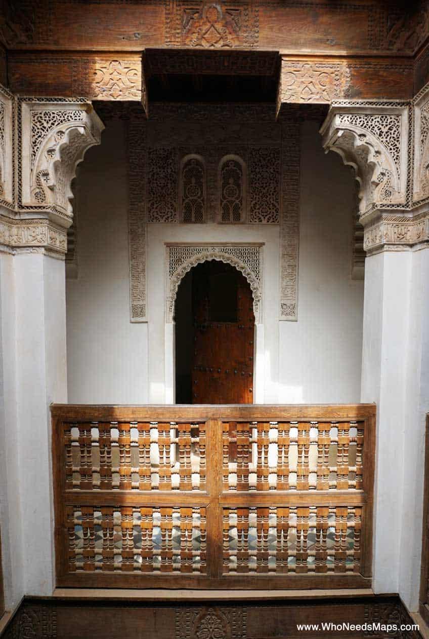 Explore marrakech ben youssef