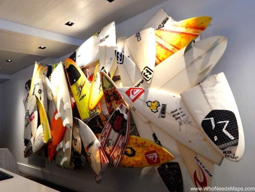 the modern honolulu surfboards