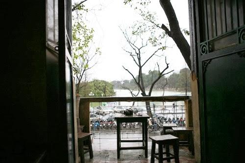 Dinh cafe best coffee in Hanoi Vietnam