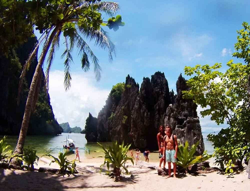 El Nido-best beaches in Southeast Asia