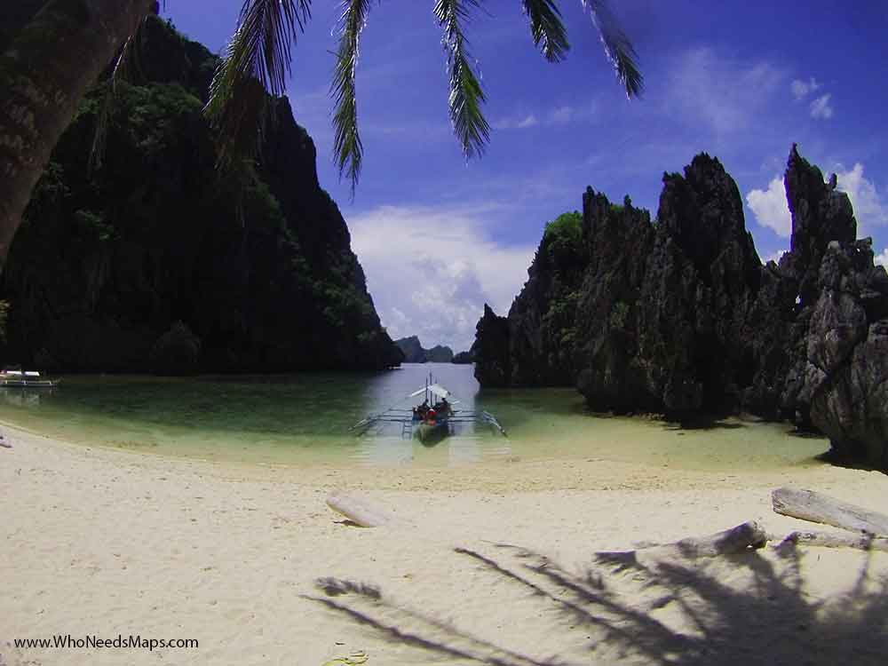 El Nidos-best beaches in Southeast Asia