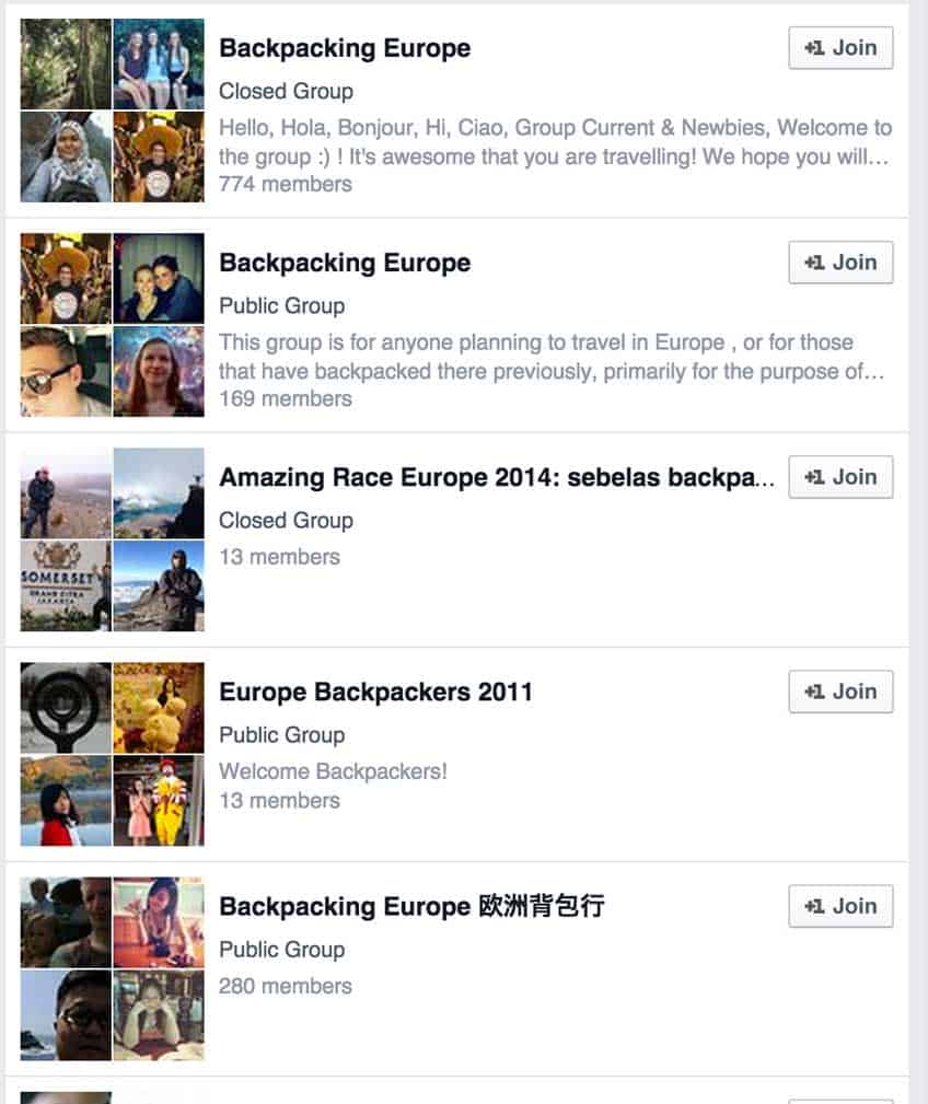 Facebook - How to Make Friends Abroad