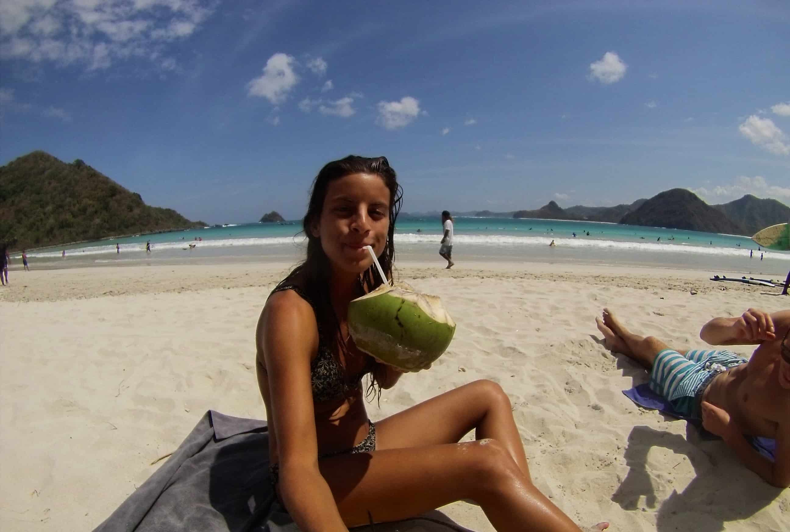 Coconut hangover remedies around the world