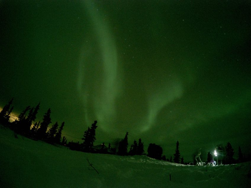 northern lights photography streams