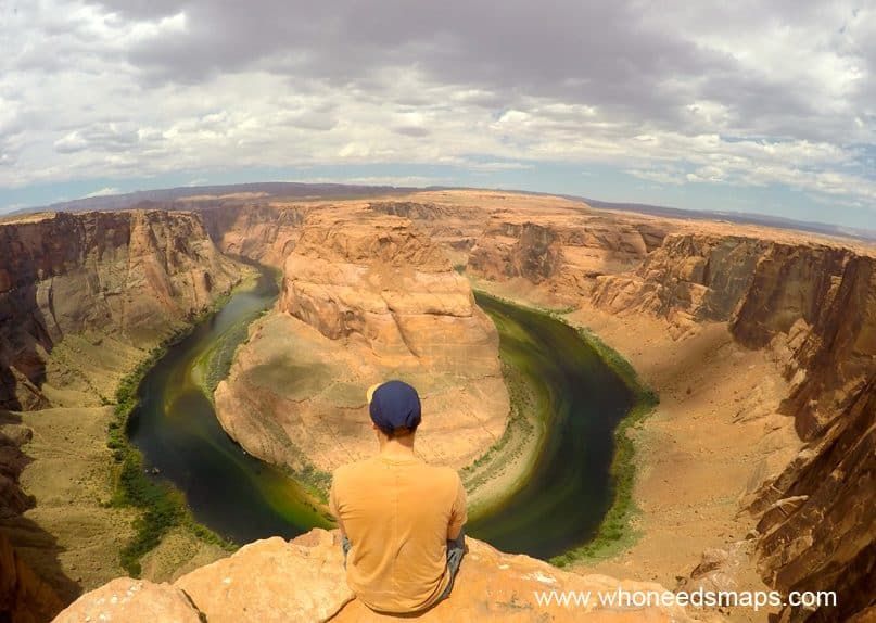 grand canyon adventures horseshoe bend jack