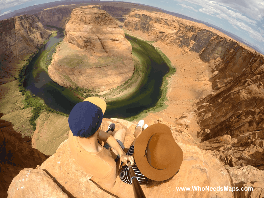 horseshoe bend grand canyon adventures