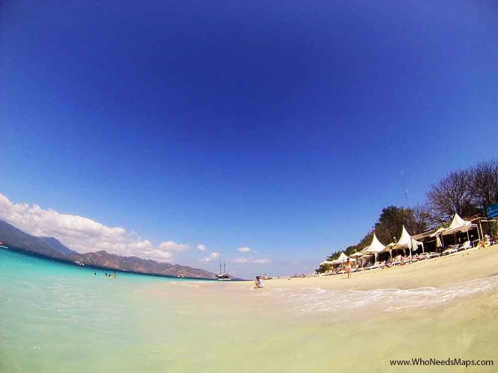 Gili-T_best beaches in Southeast Asia