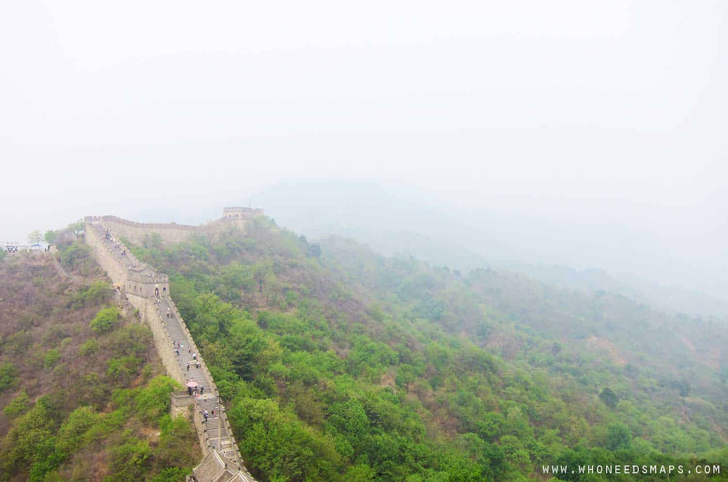 Best hikes in Asia-Great wall
