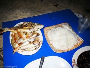 Best Southeast Asian Food - grilled fish