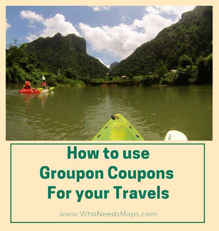 How to use Groupon Coupons banner