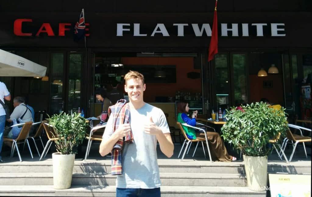 Cafe Flat White - Who Needs Maps