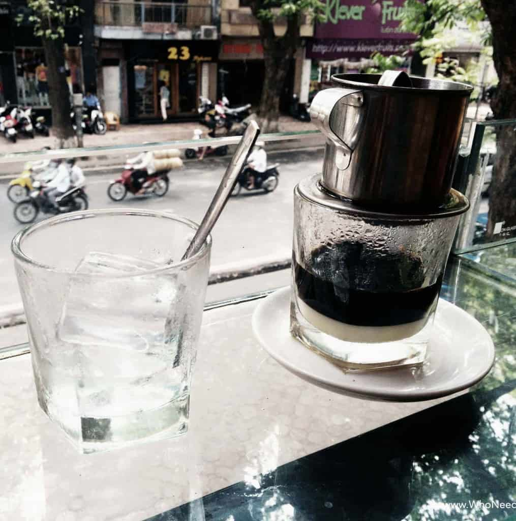 Vietnamese Coffee - places to travel abroad