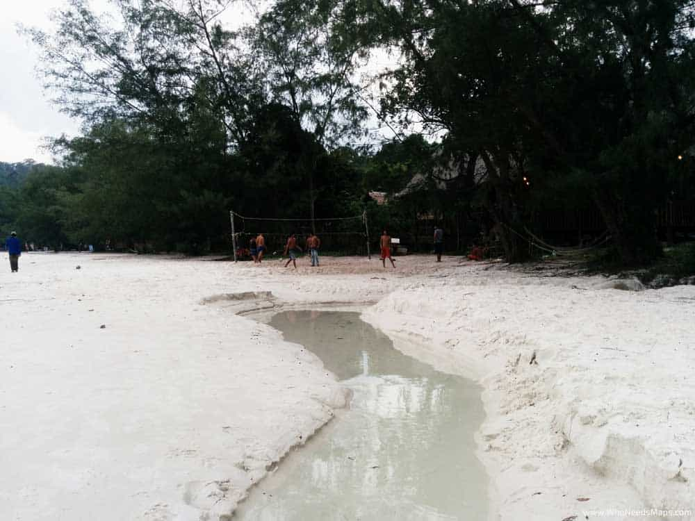 Beach Volleyball - Things to do in Koh Rong
