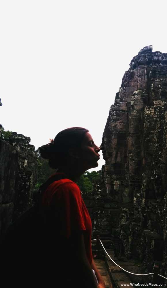 Jenn - Angkor Wat