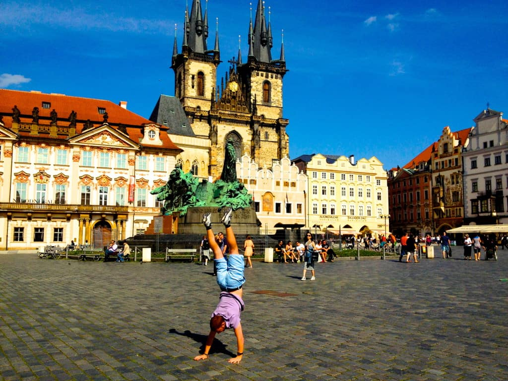 why you should study abroad in prague