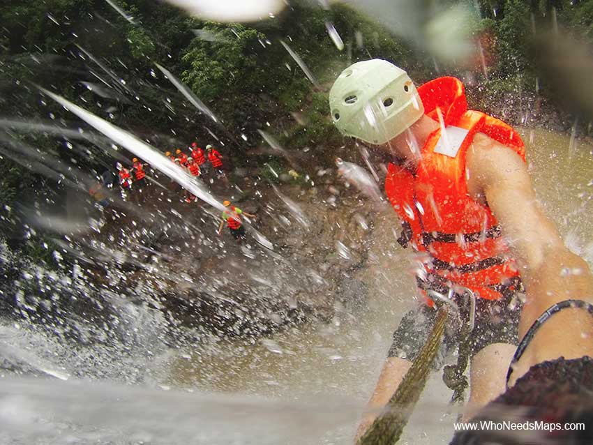 Jack Canyoning_Da Lat_Vietnam_Fitness While Traveling