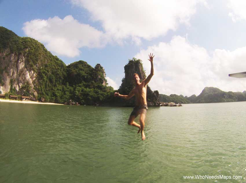 Halong Bay-Top Party Destinations In Southeast Asia