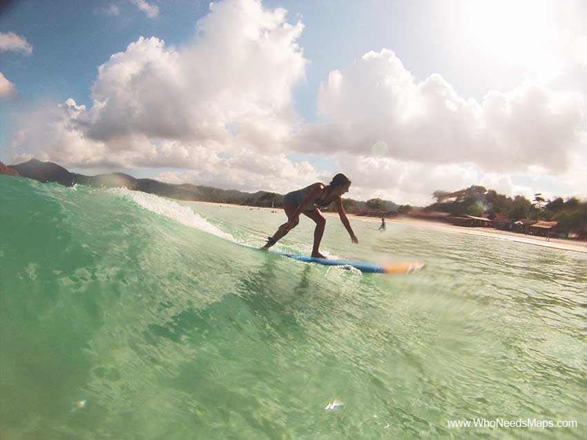 Jen Surfing_Lombok_Indonesia_Fitness While Traveling