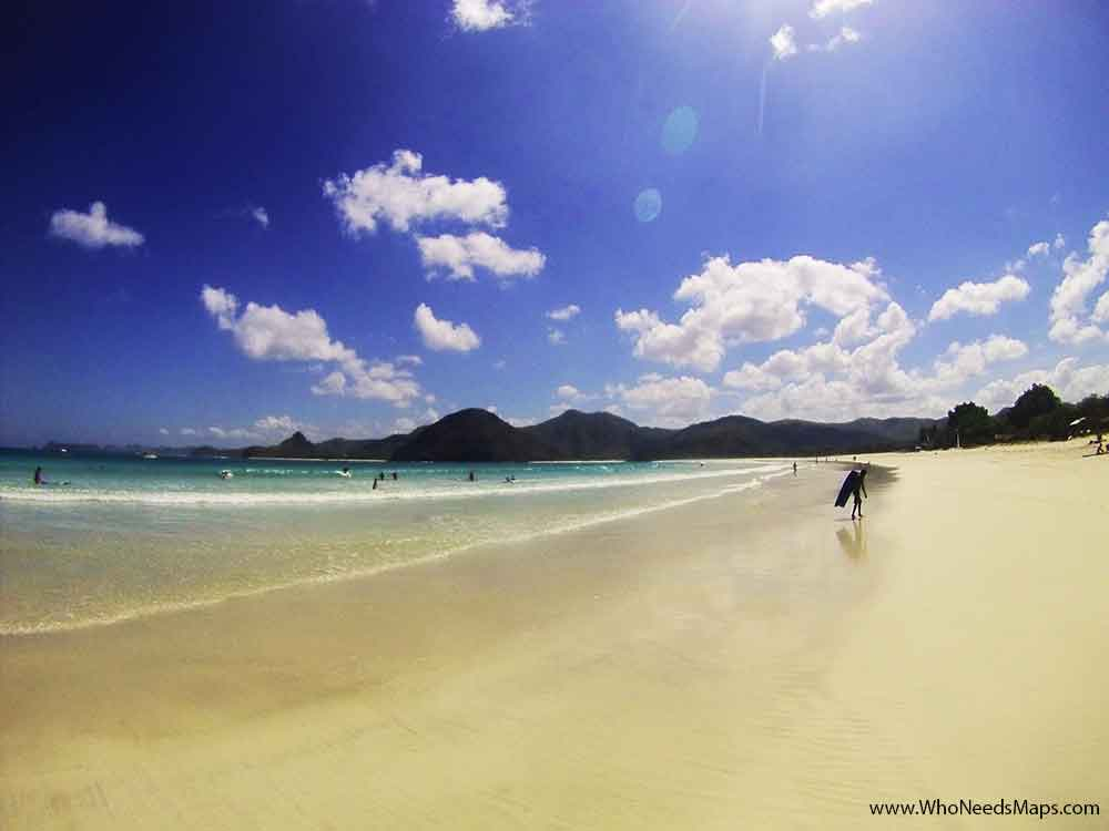 Lombok Beach-best beaches in Southeast Asia