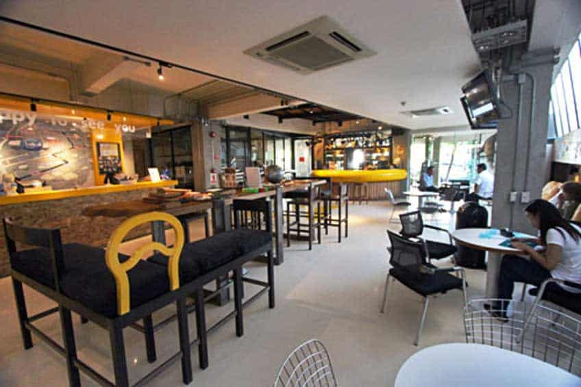 Best hostels in Bangkok - Lub Lobby hostels in bangkok