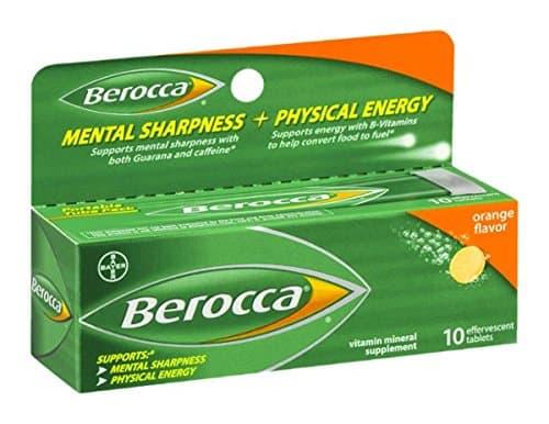 Medical Kit For Travel - Berocca
