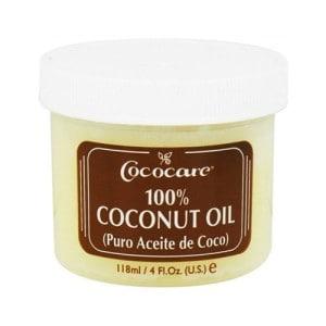 Medical Kit For Travel - Coconut Oil