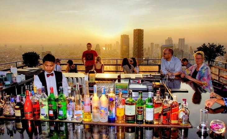 Moon Bar best rooftop bars