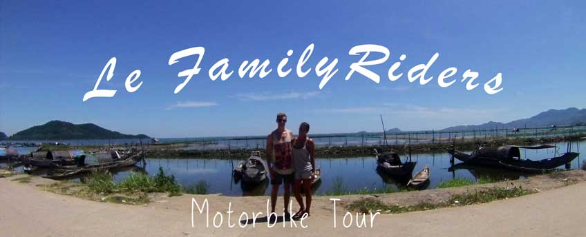 le family rider motorbike tour in vietnam. Black Bedroom Furniture Sets. Home Design Ideas
