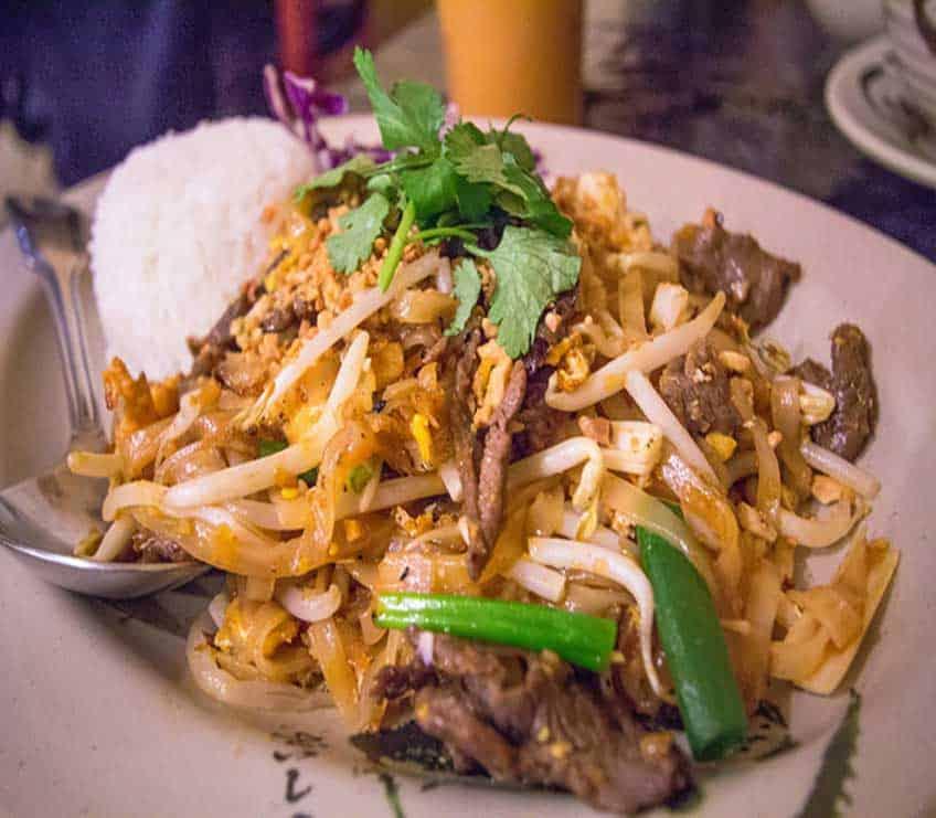 Pad-Thai-dish