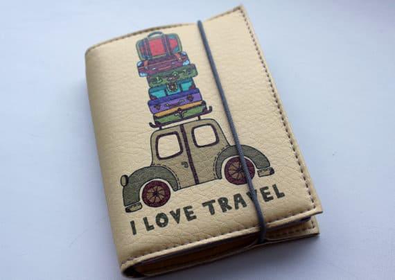 Passport Holder Travel