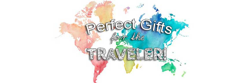 Best holiday gift ideas for travelers who needs maps for Christmas gifts for travelers