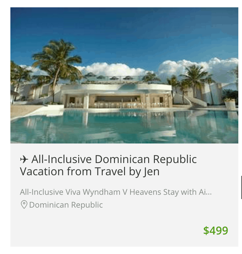 groupon coupons dominican republic