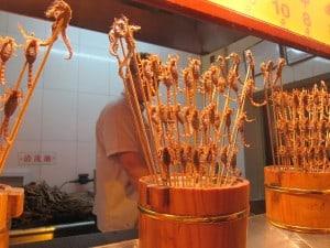 Seahorse-Wangfujing - Top Beijing Markets
