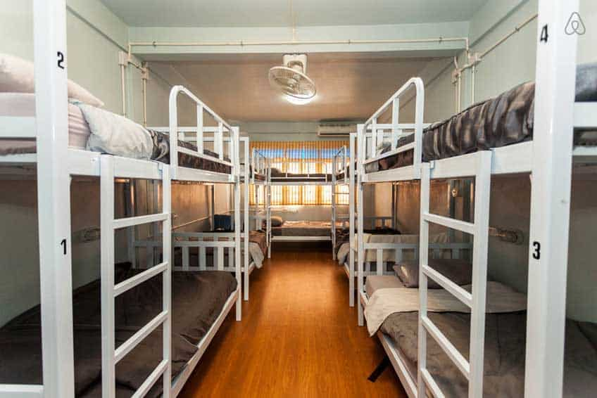 Best hostels in Bangkok - Siam Journey Guesthouse