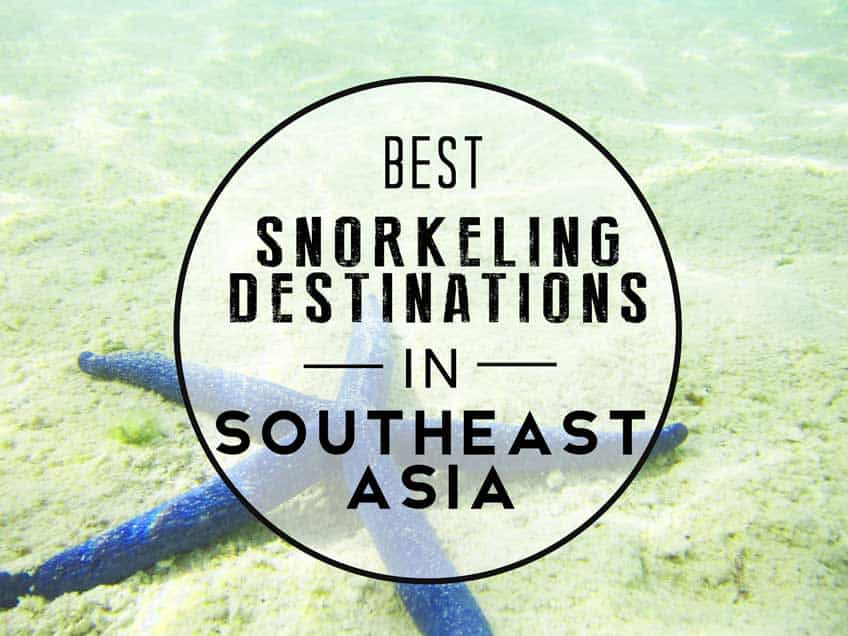 Best Places to Snorkel in Southeast Asia
