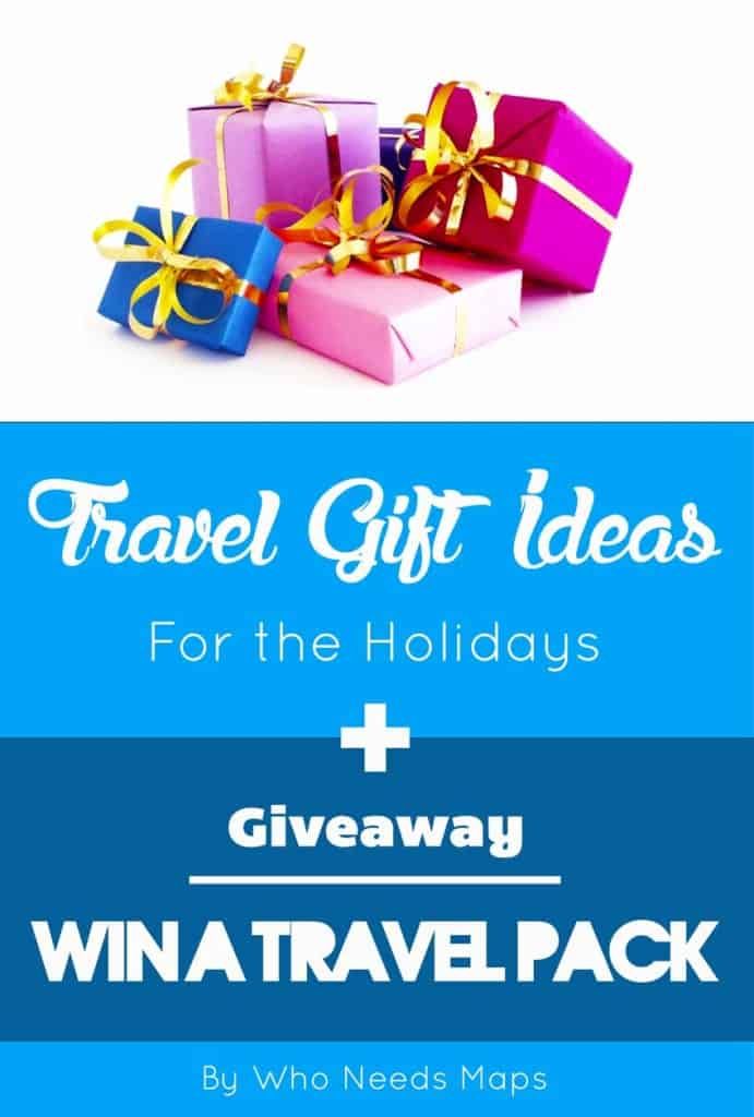 Travel Gift Ideas and Travel Competion