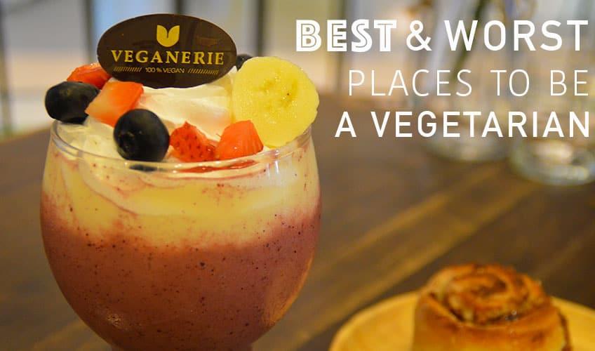 Vegetarian Travel Guide