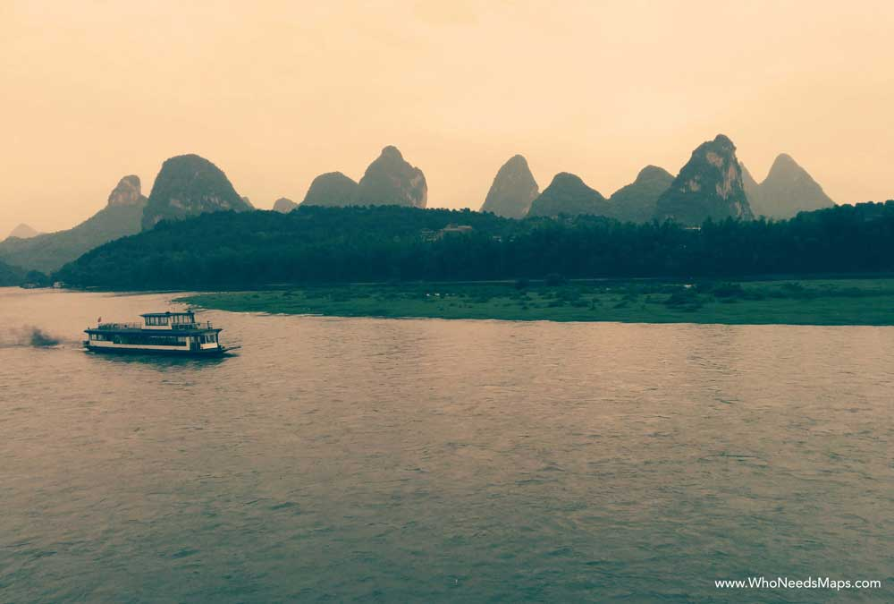 Yangshuo Boat_Who Needs Maps