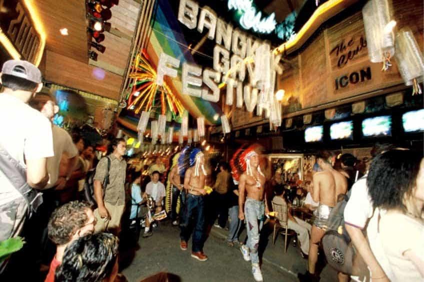 top gay travel destinations-Thailand