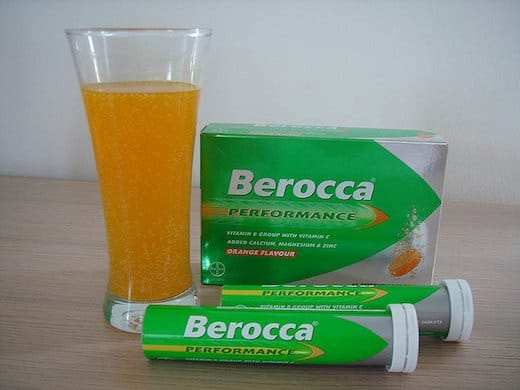 music festival survival guide - Berocca