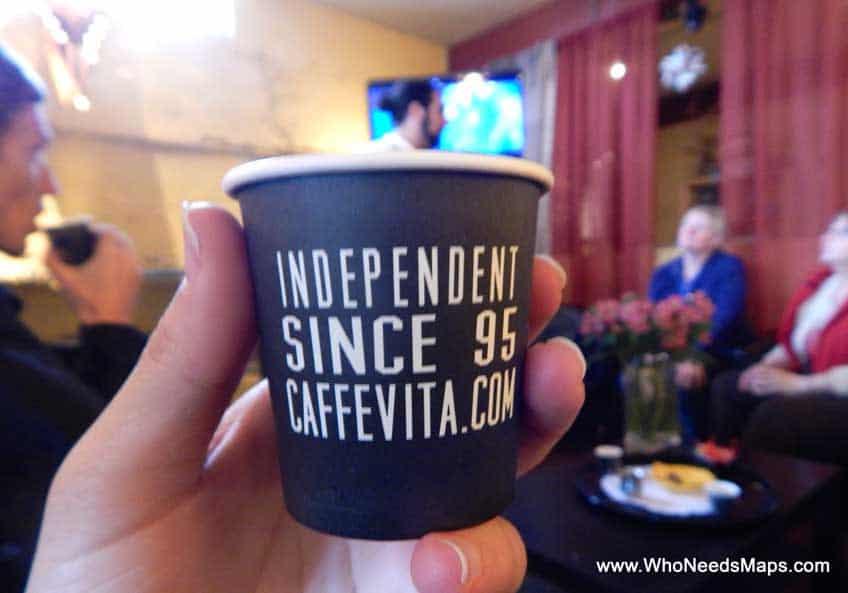 best coffee shops in seattle cafe vita