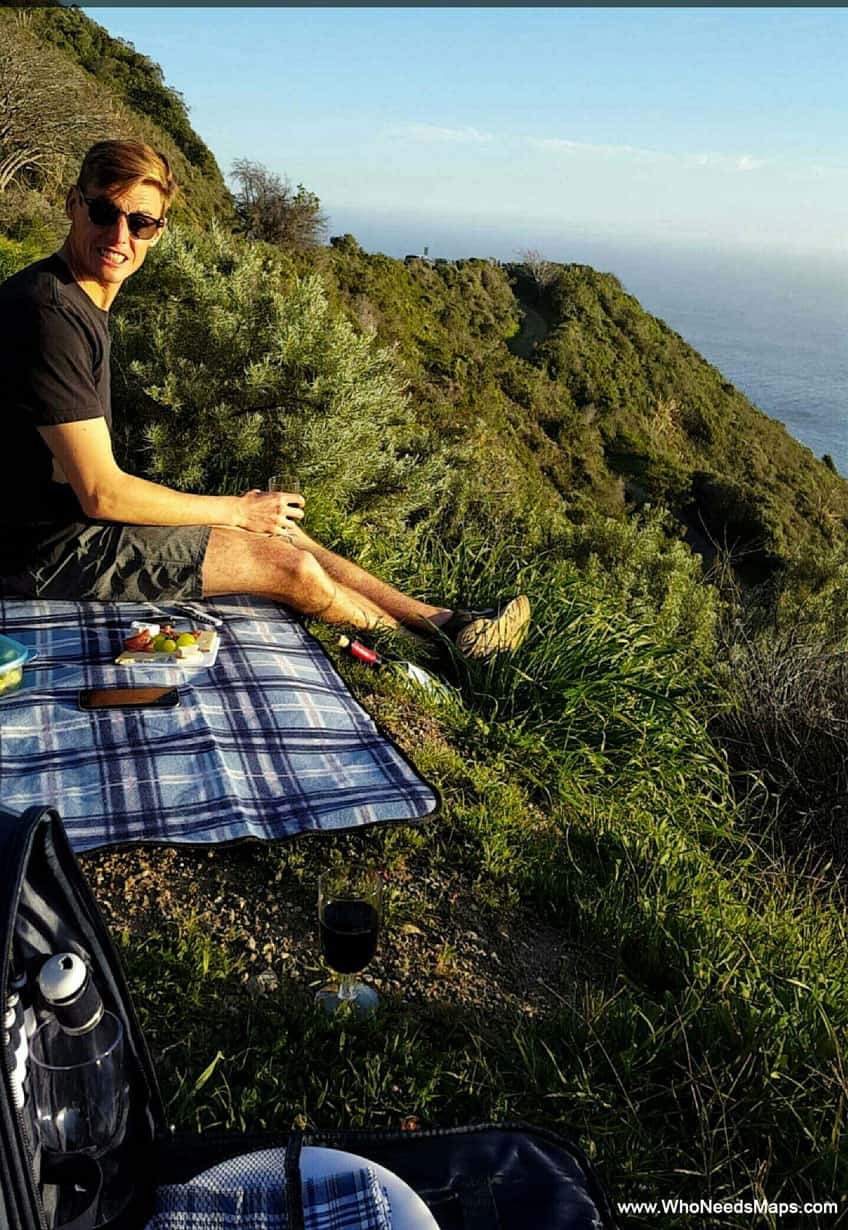 big sur city guidep picnic