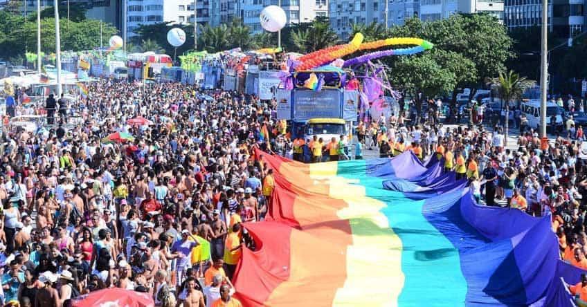 top gay travel destinations-Brazil